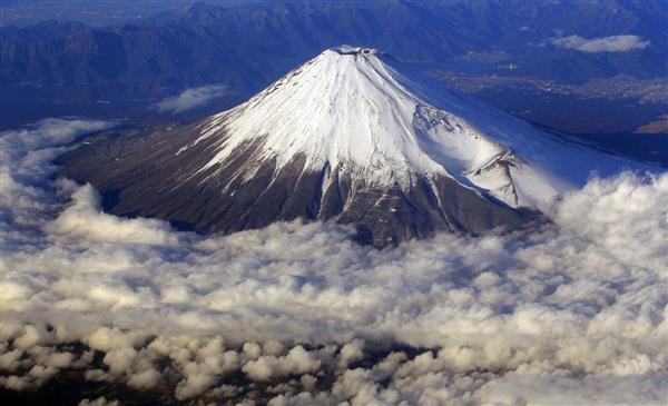 新手到老手共同的登山圣地,富士