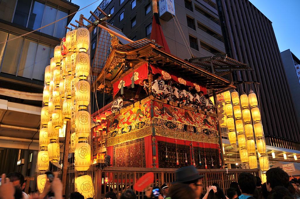 无形的文化遗产,绝对不能错过的京都祇园祭!