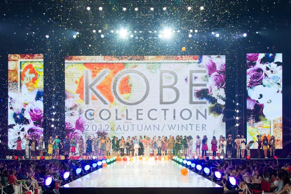 What's on? Check what the latest trend in KOBE COLLECTION!