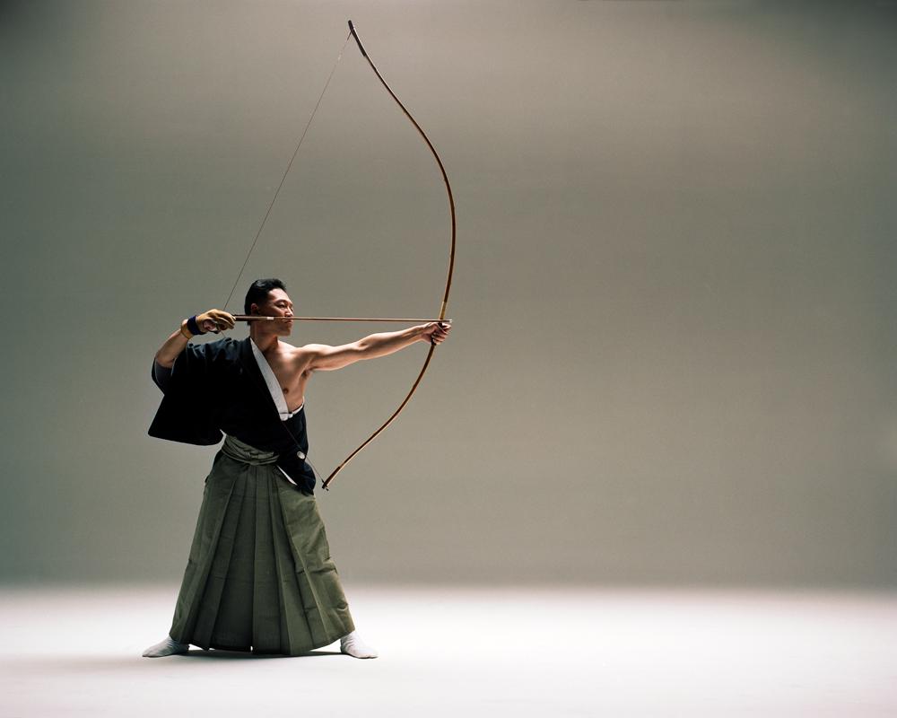 帅气满点的日本弓道体验!