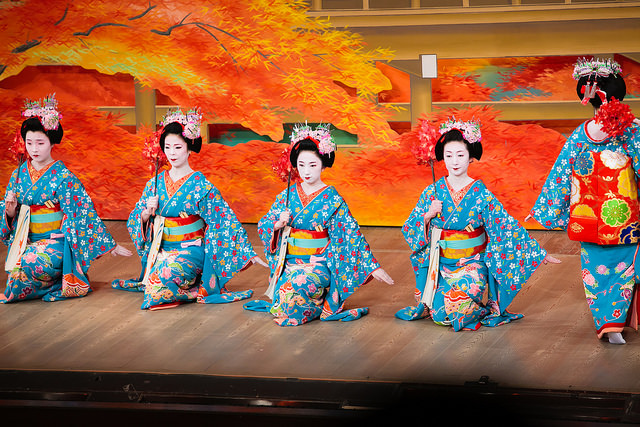 Miyako Odori, Dances of the Capital ~
