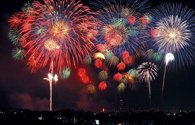 PL Art Of Fireworks Festival