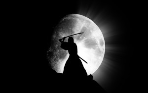 Samurai Moon Warrior