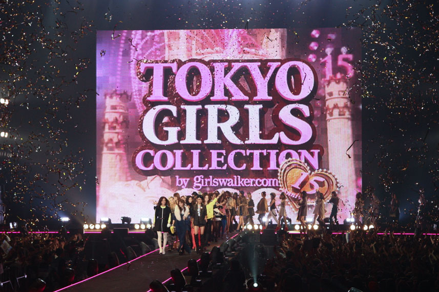 Updating Tokyo's Fashion in TOKYO GIRLS COLLECTION!