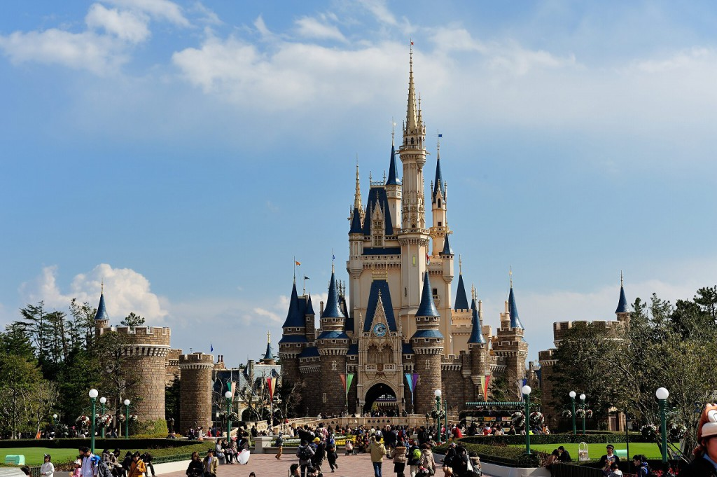 TOKYO DISNEYLAND ~Welcome to the Fairytail-like World