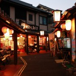 Yufuin Onsen, slow-life in the cozy, hot spring town~