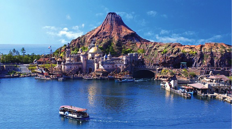 Tokyo Disney Sea ~ The Fantasy Dream-like Underwater World