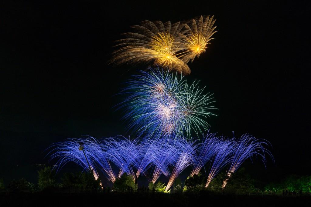 State of Art, Musical Firework Show ~ Numata Fireworks Festival