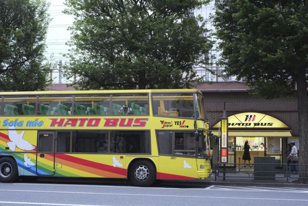 炫酷东京全知道!东京巴士之旅
