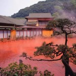 Beppu Onsen, the birthplace of hundreds of Hot Spring !