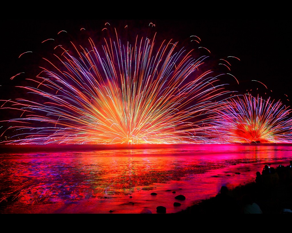 The Last Summer Firework ~ New National Fireworks Competition