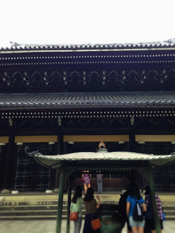 南禅寺㈫法堂