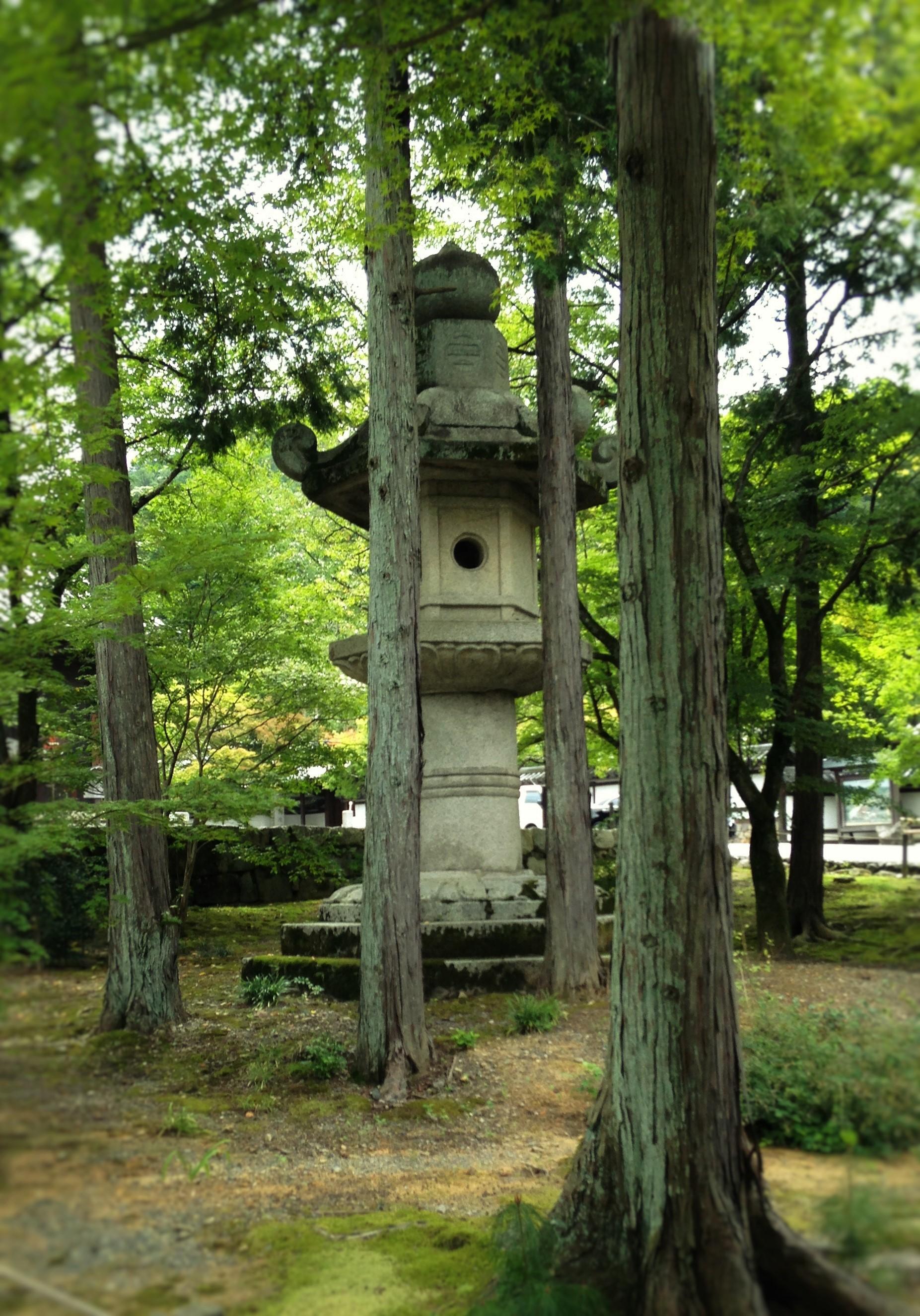 南禅寺㈰燈籠