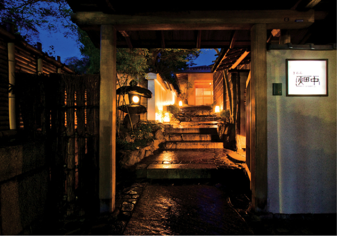 Best 5 inns you must stay in Kyoto