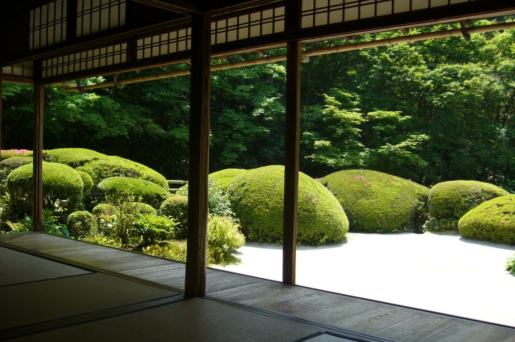 Best 5 gardens you must visit in Kyoto