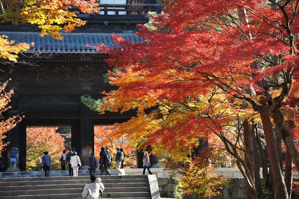 5 Must Do Things in Nanzenji Temple